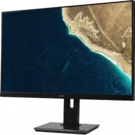 61cm/24 (1920x1080) Acer B247Wbmiprzx 16:10 4ms HDMI VGA DisplayPort VESA Pivot Speaker Full HD Black