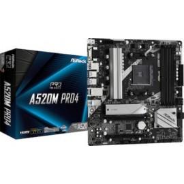 AM4 ASRock A520M Pro4 mATX