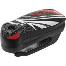ABUS Detecto 7000 RS 1 flame black