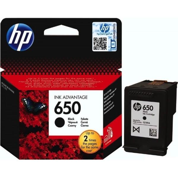 HP 650 Black (CZ101AE)