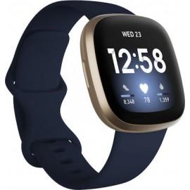 Fitbit Versa 3 nightblue/softgold