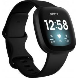 Fitbit Versa 3 black/black