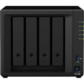 NAS Server Synology DiskStation DS420+