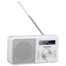 Grundig Music 5000 DAB+ white
