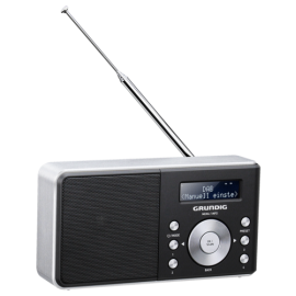 Grundig Music 6000 DAB+ black