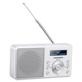 Grundig Music 6000 DAB+ white