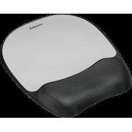 Fellowes Memory Foam Mousepad Wrist Support sw