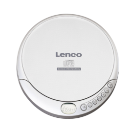 Lenco CD-201 silver