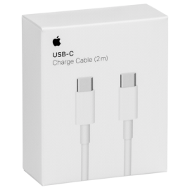 Apple Mac USB-C Charge Cable (2m) BULK