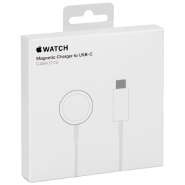 Apple Watch Magnetic Charger to USB-C Cable (1 m)   MX2H2ZM/A