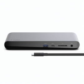 Belkin Thunderbolt 3 Dock Pro incl. 0,8m Cable F4U097vf