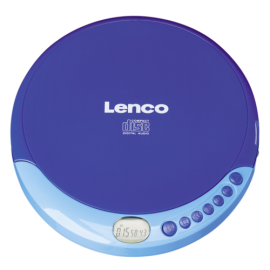 Lenco CD-011 blue