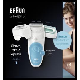 Braun Silk-epil 5-610 SensoSmartTM