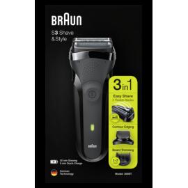 Braun Series 3 300 BT black