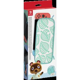 Nintendo Switch-Tasche (Animal Crossing) & Screen Protector