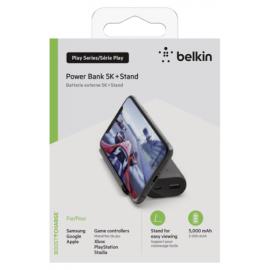 Belkin Gaming Power Bank 5.000mAh, black BPZ001btBK