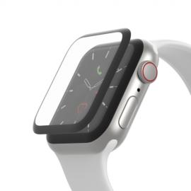 Belkin ScreenForce TrueCl. Curve Apple Watch 5/4 40mm OVG001zzBLK