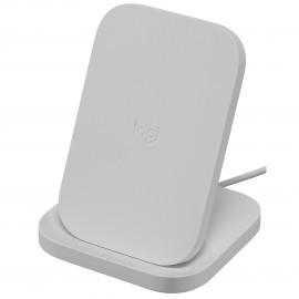 Logitech POWERED Charging Dock for Smartphones white