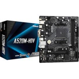 ASROCK A520M-HDV (AM4) (D)