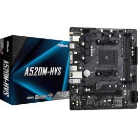 ASROCK A520M-HVS (AM4) (D)