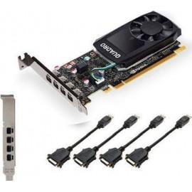 VGA PNY Quadro P1000 v2 4GB DVI GDDR5