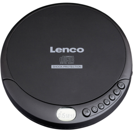 Lenco CD-200 black