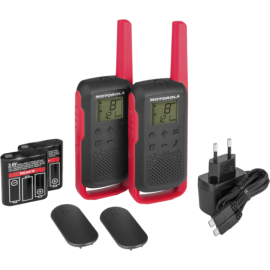 Motorola TALKABOUT T62 red