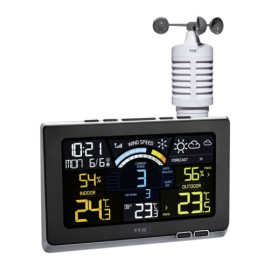 TFA 35.1140.01 Spring Breeze Weather Station