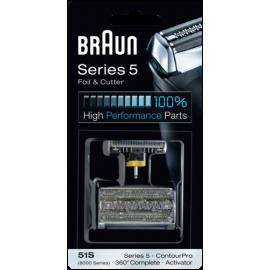 Braun Combipack 51S
