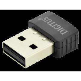 DIGITUS Mini USB Wireless 600AC Adapter