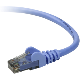Belkin CAT 5 e network cable 1,0 m UTP blue snagless