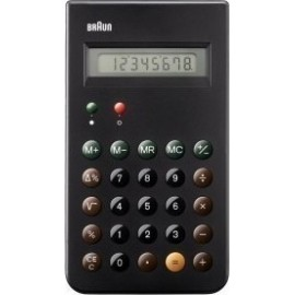 Braun BNE 001 BK Calculator