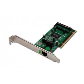 DIGITUS Gigabit Ethernet PCI Network Card