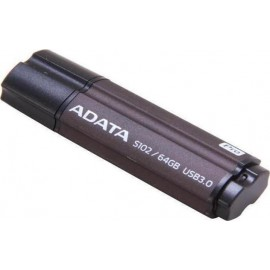 ADATA USB 3.0 Stick S102 Pro Grey 64GB