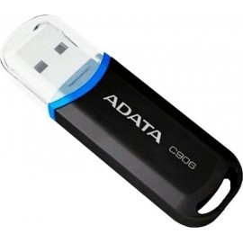 ADATA USB 2.0 Stick C906 Black 16GB