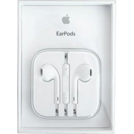 Apple EarPods with Remote and Microphone MD827ZM bulk