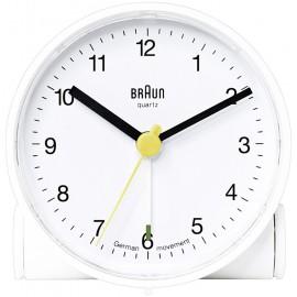 Braun BNC 001 Alarm Clock white