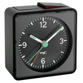 TFA 60.1013.01 PUSH electronic alarm clock