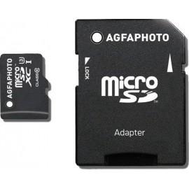 AgfaPhoto MicroSDHC UHS I 32GB Prof. High Speed U3 + Adapter