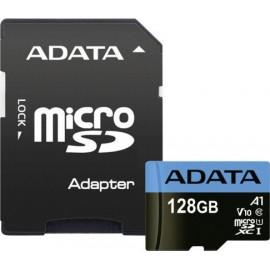 ADATA microSDXC UHS-I Class 10 128GB Premier with Adapter A1