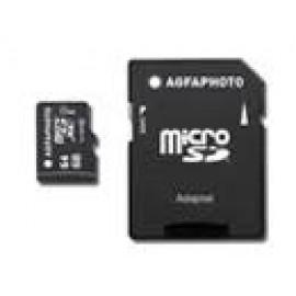 AgfaPhoto MicroSDXC UHS I 128GB Prof. High Speed U3 + Adapter