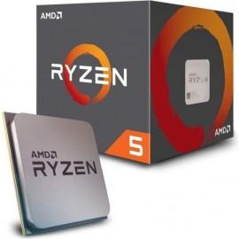 AMD Ryzen 5 1600 Box AM4 (3,200GHz) with Wraith Spire cooler