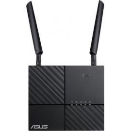ASUS 4G-AC53U wireless router Dual-band (2.4 GHz / 5 GHz) Gigabit Ethernet 3G Black