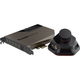 Creative Labs Sound Blaster AE-7 Internal 5.1 channels PCI-E