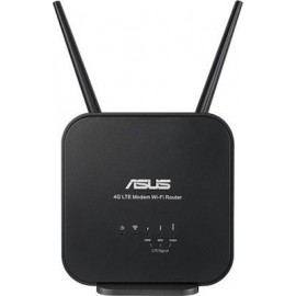 ASUS 4G-N12 B1 wireless router Single-band (2.4 GHz) Fast Ethernet Black