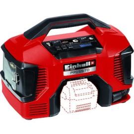 Einhell 4020460 air compressor 21 l/min 90 W AC/Battery