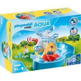 Playmobil 123 70268 Aqua-Water Carrousel