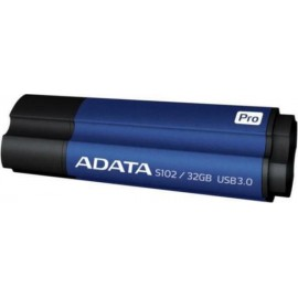 Adata S102 Pro 32GB USB 3.0 Titanium Blue