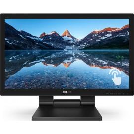 55,9cm/22 (1920x1080) Philips B-Line 222B9T 16:9 1ms HDMI DVI-D VGA DisplayPort VESA Speaker Full HD Black