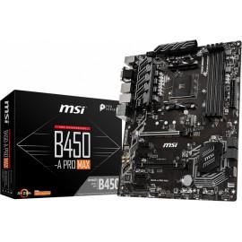 AM4 MSI B550 UNIFY ATX (2x M.2 Port PCI:2 PCIe:2 RAM:4)